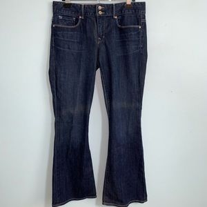 Gap 1969 Perfect Bootcut Dark Wash Jean